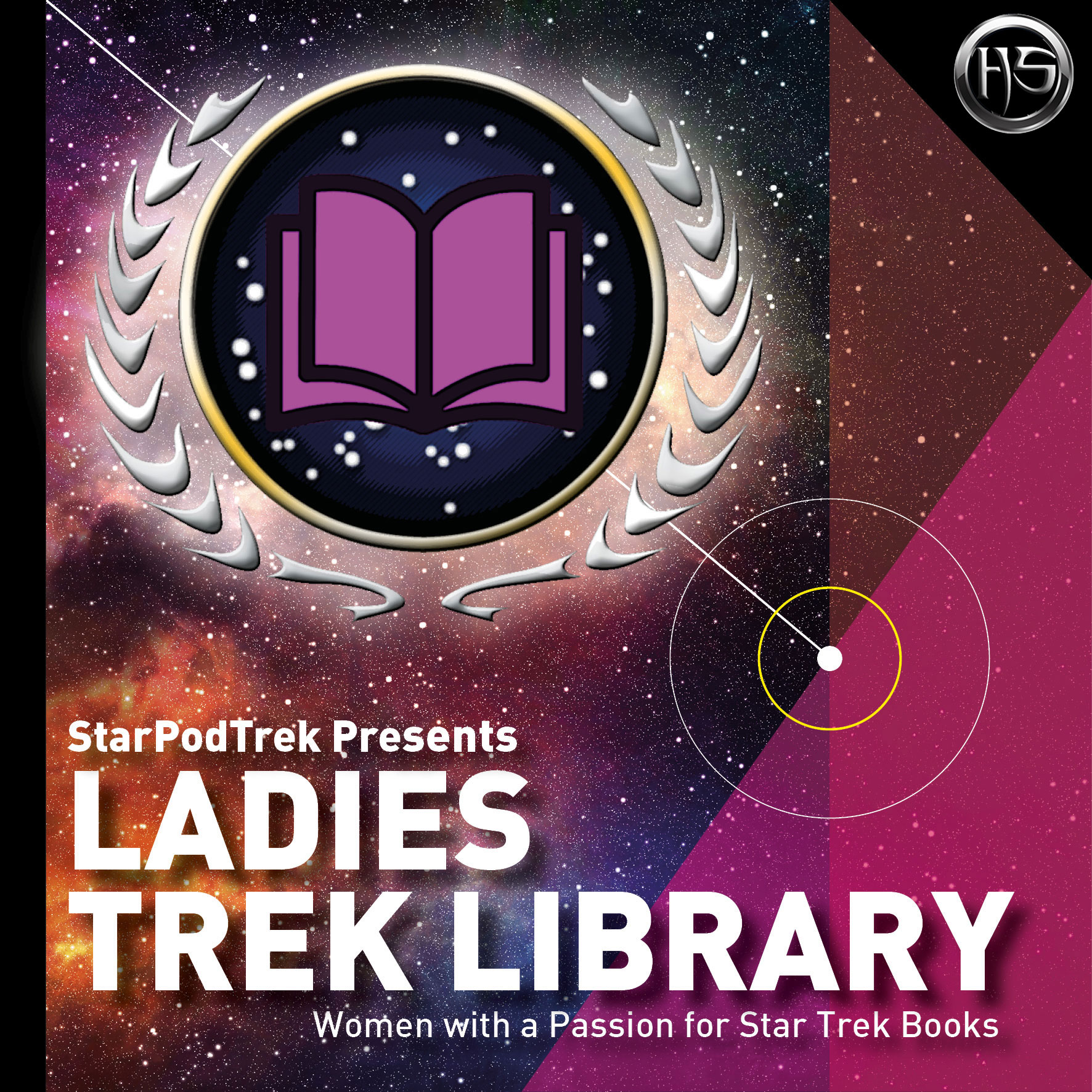 Ladies Trek Library – A podcast by Women with a Passion for Star Trek Books