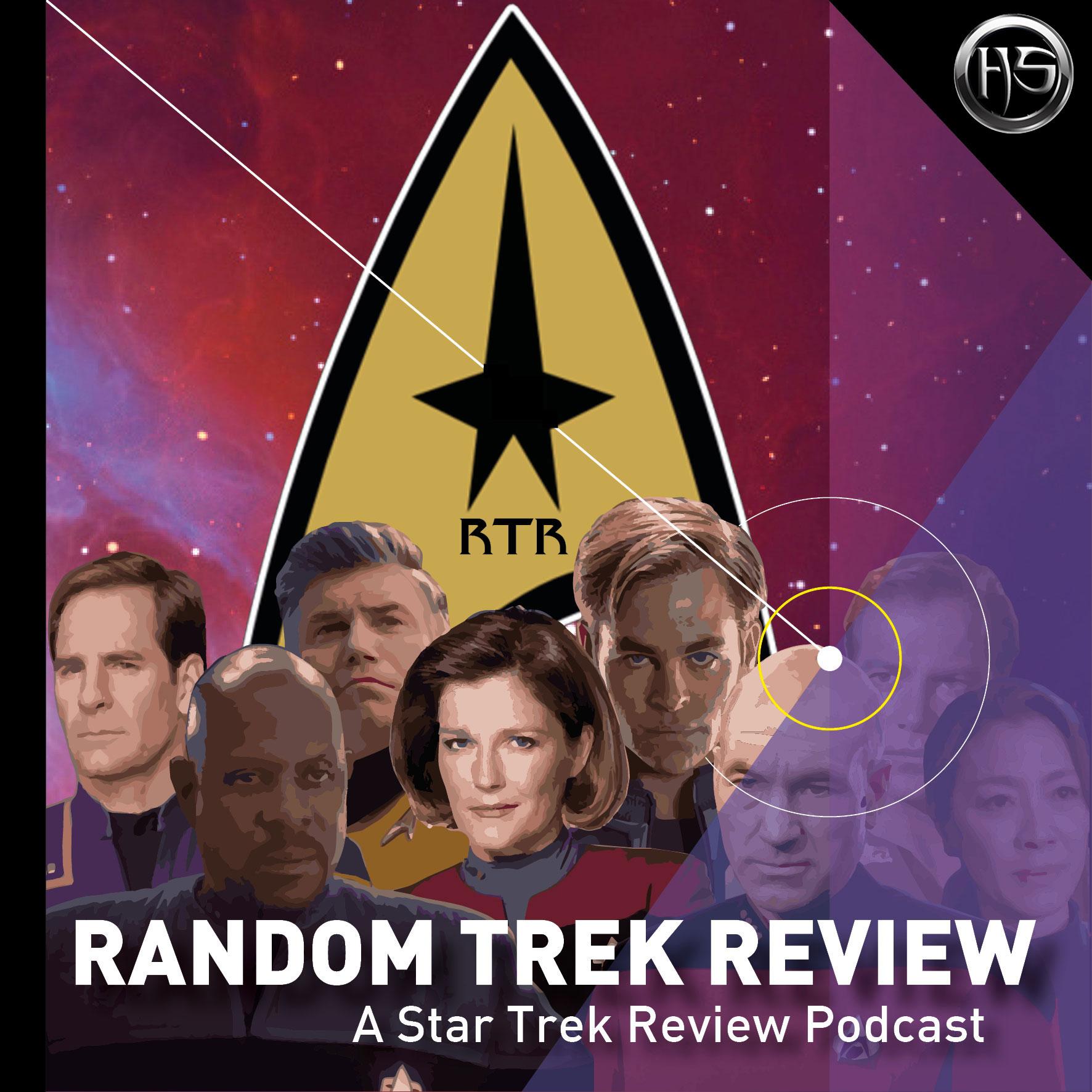 Random Trek Review Podcast