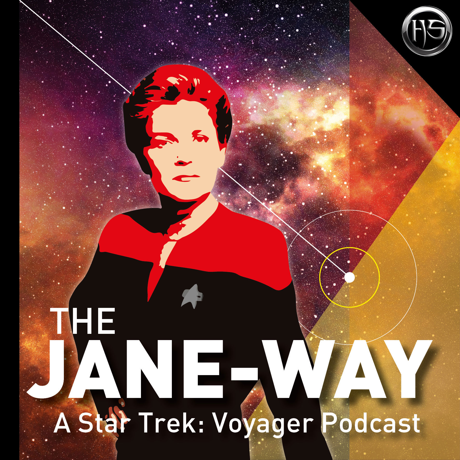 The Jane-Way - A Star Trek Voyager podcast
