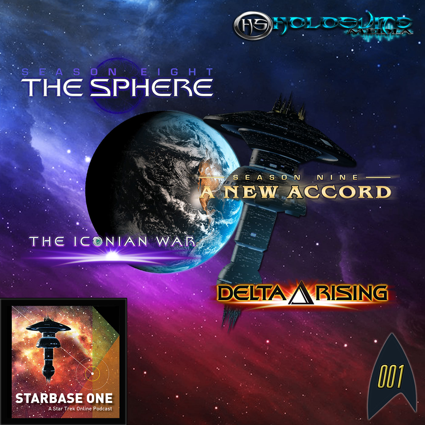 Starbase One Podcast Episode 1