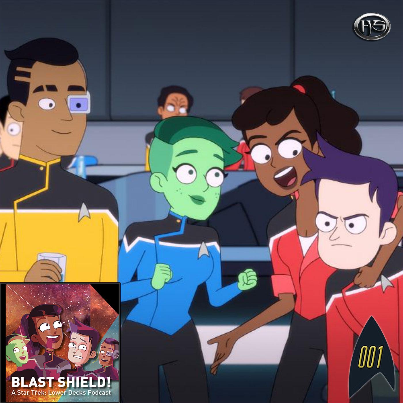 Blast Shield! Episode 0