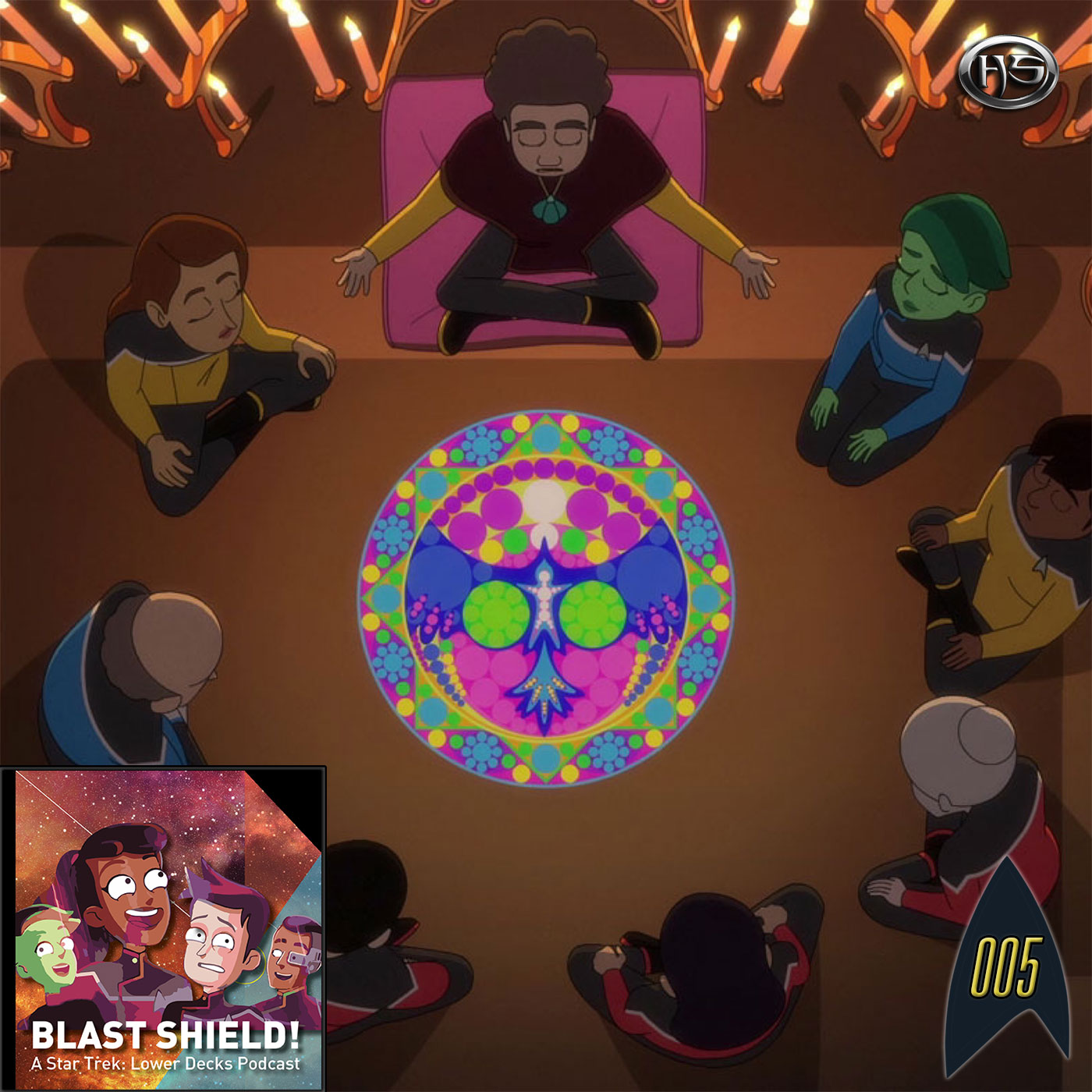 Blast Shield! Episode 5