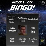 Boldly Go Episode 1