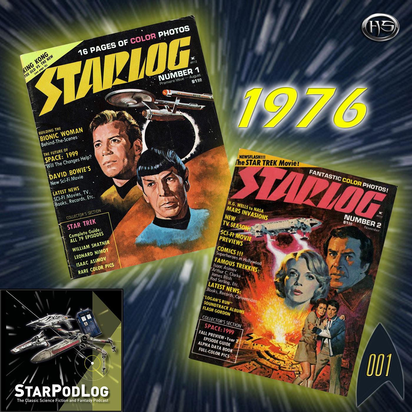 StarPodLog Episode 1