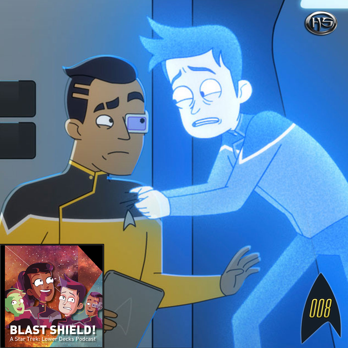 Blast Shield! Episode 8