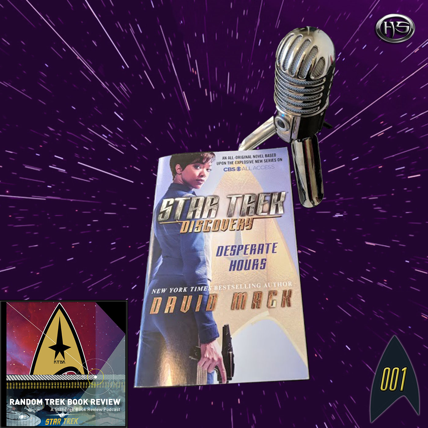 Random Trek Book Review Episode 1