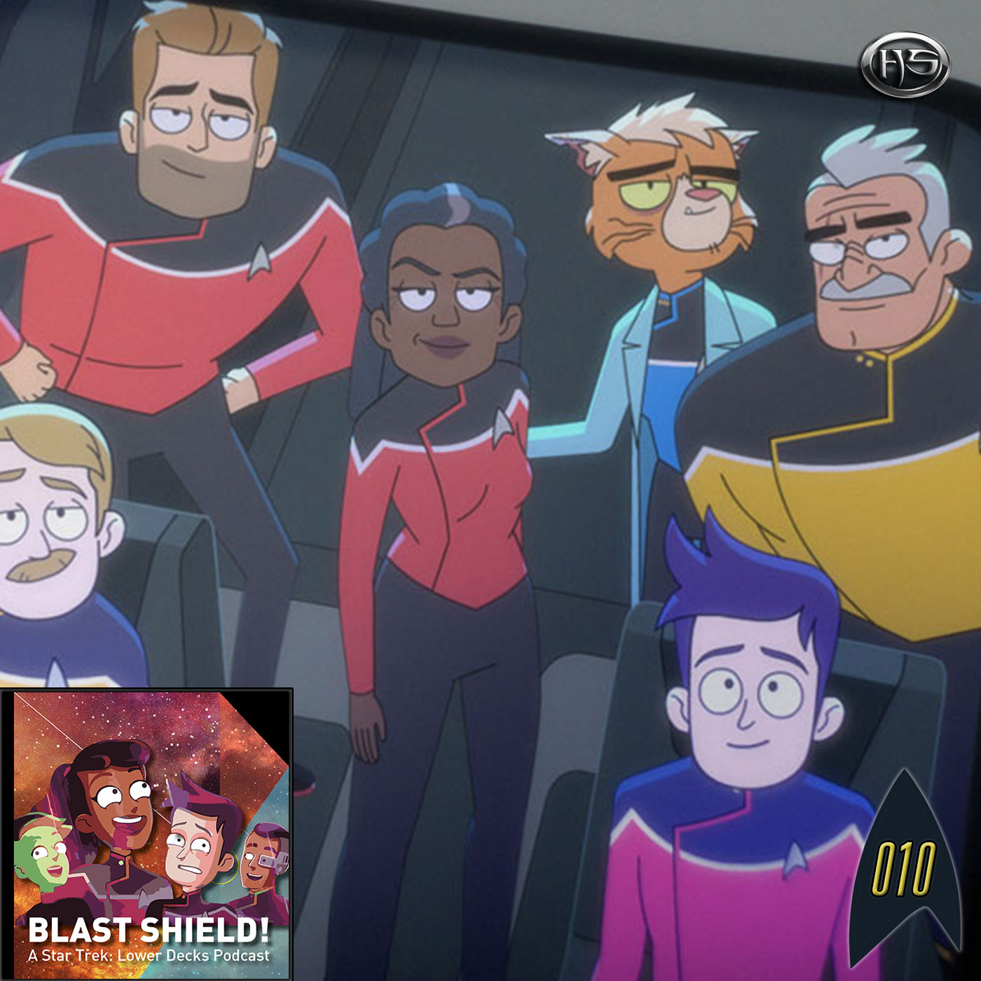 Blast Shield! Episode 10