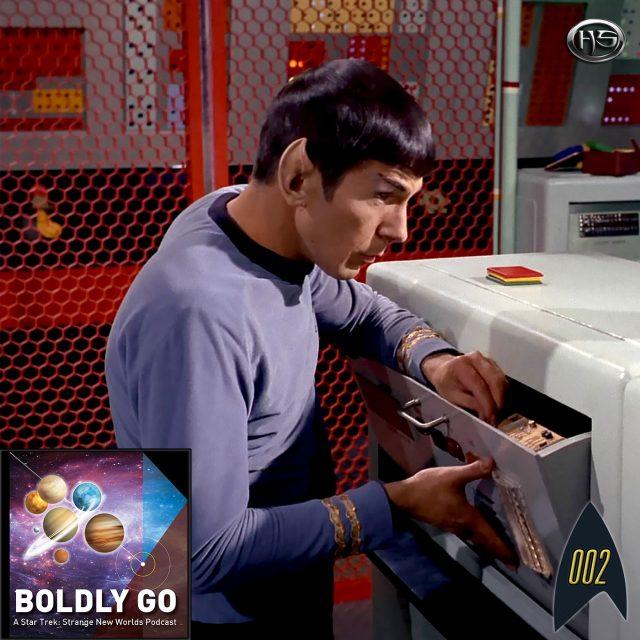 Boldly Go Episode 2