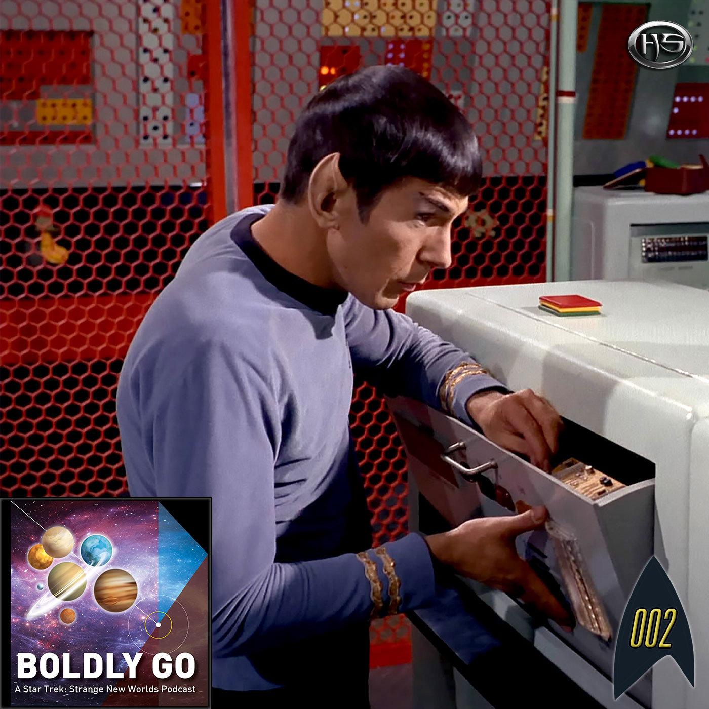 Boldly Go Episode 2