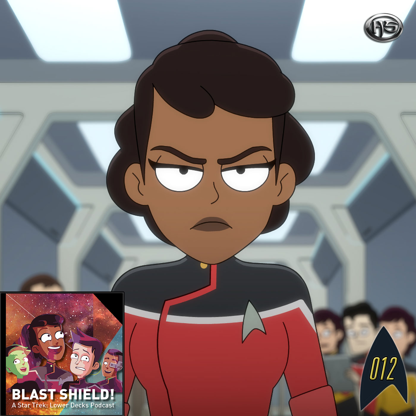 Blast Shield! Episode 12