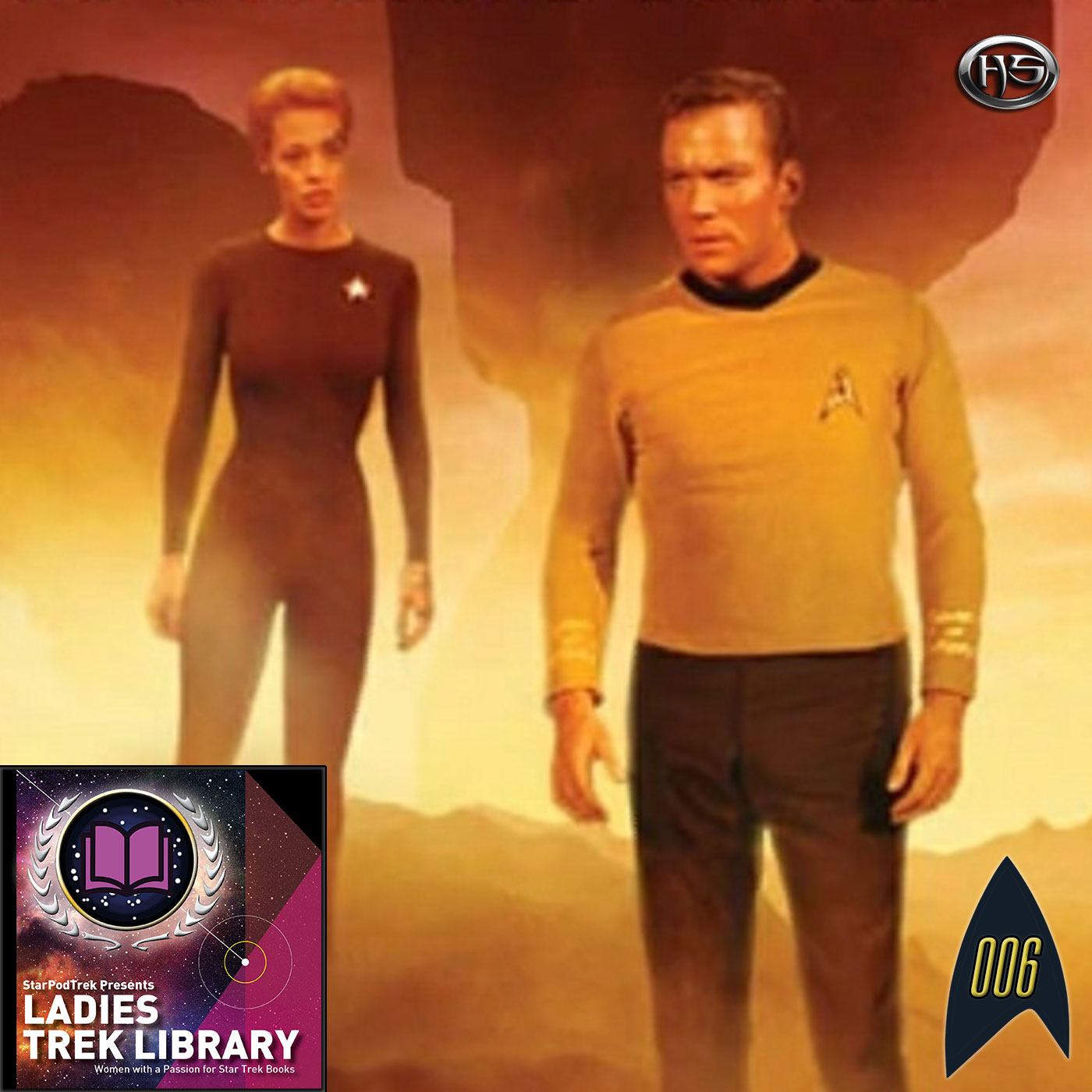 Ladies Trek Library Episode 6