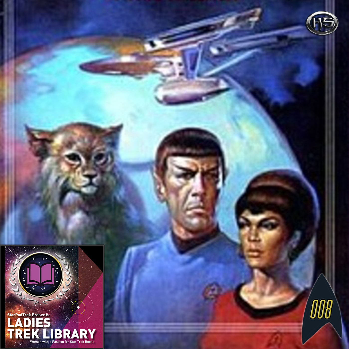Ladies Trek Library Episode 8