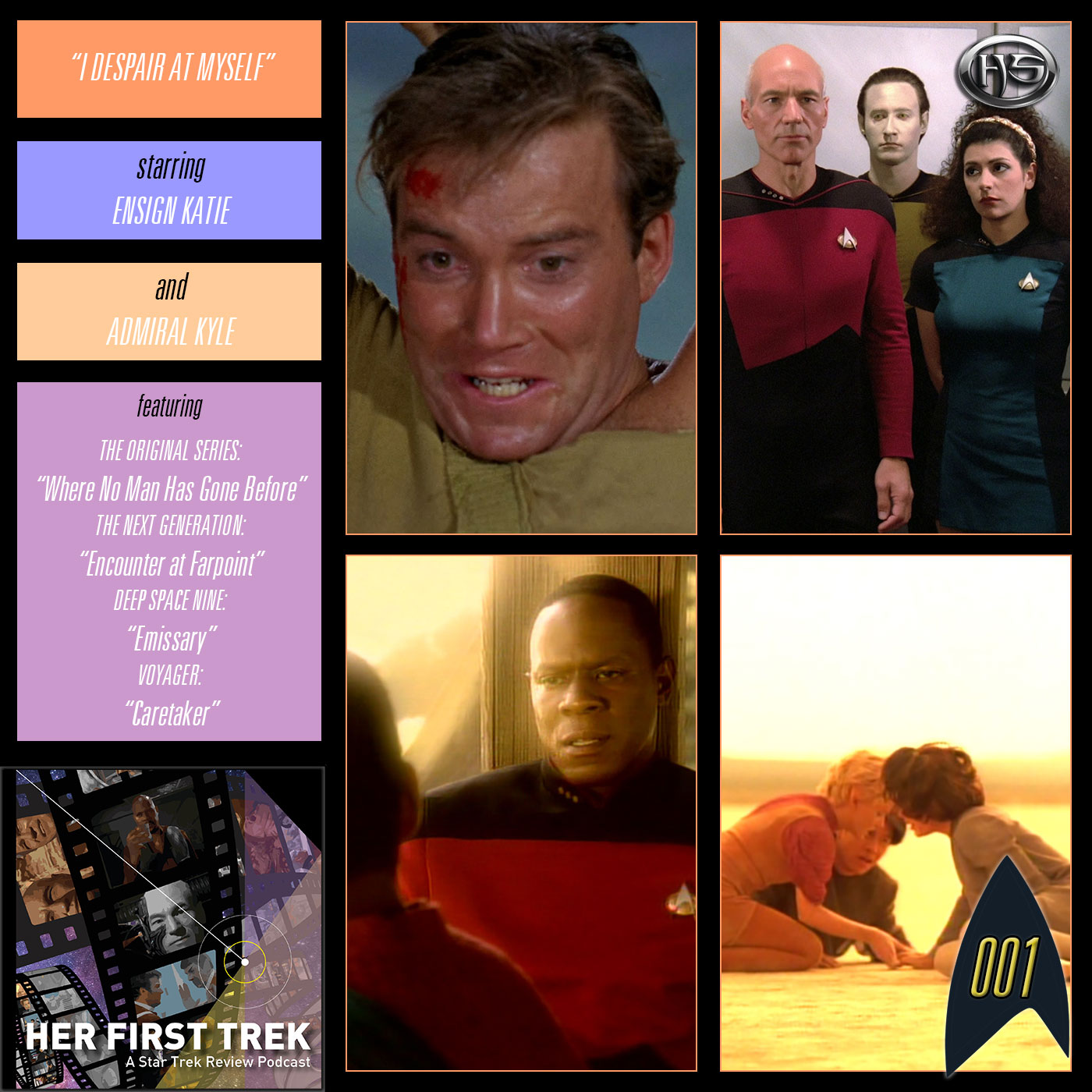 Her First Trek Episode 1