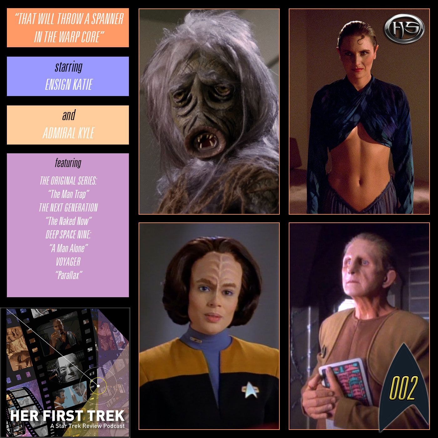 Her First Trek Episode 2