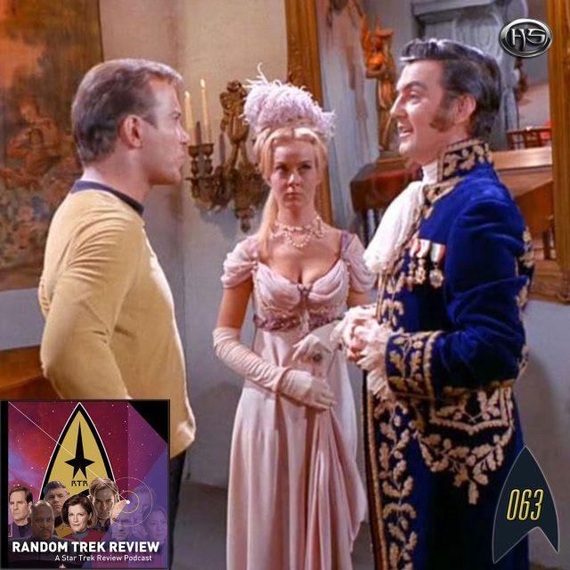 Random Trek Review Episode 63
