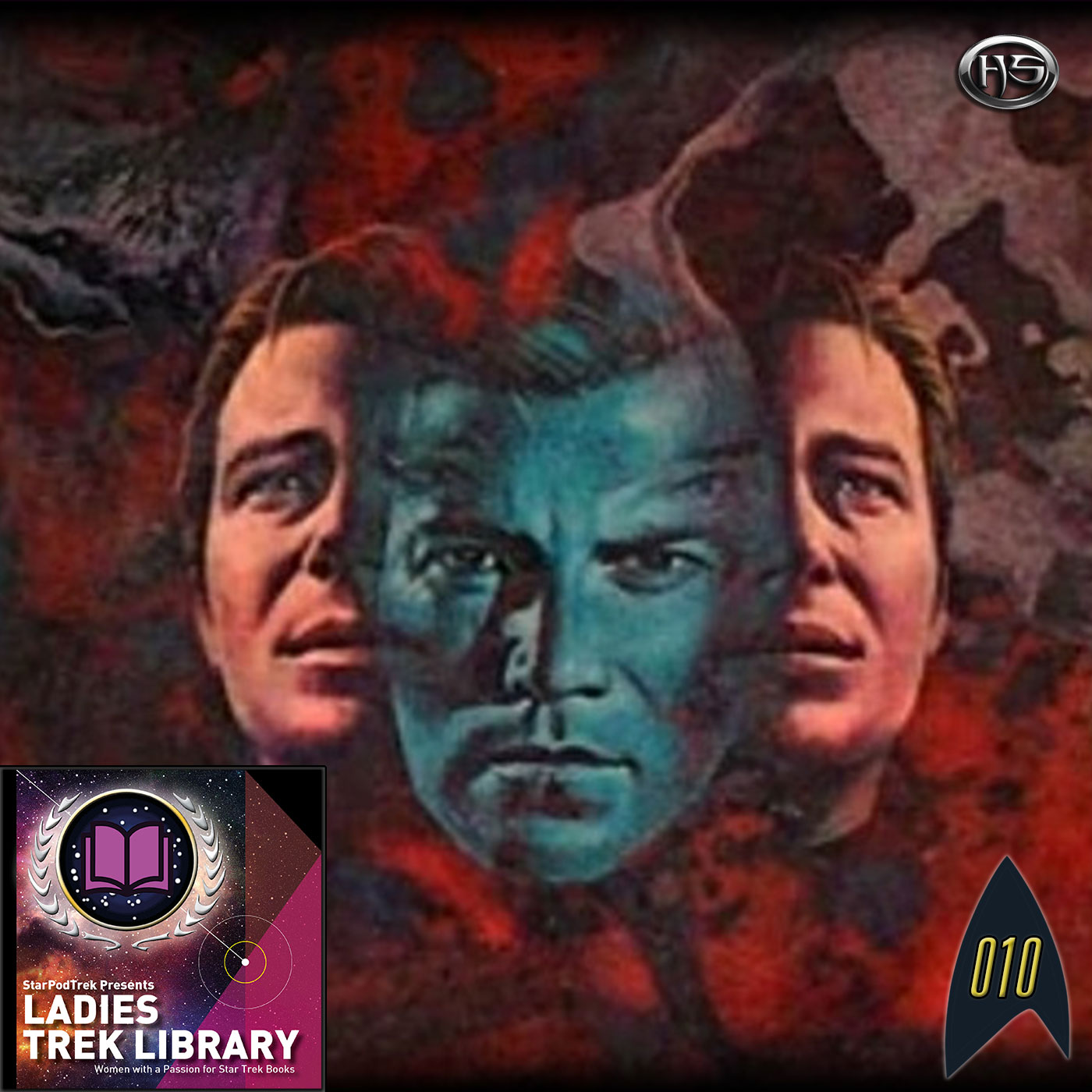 Ladies Trek Library Episode 10