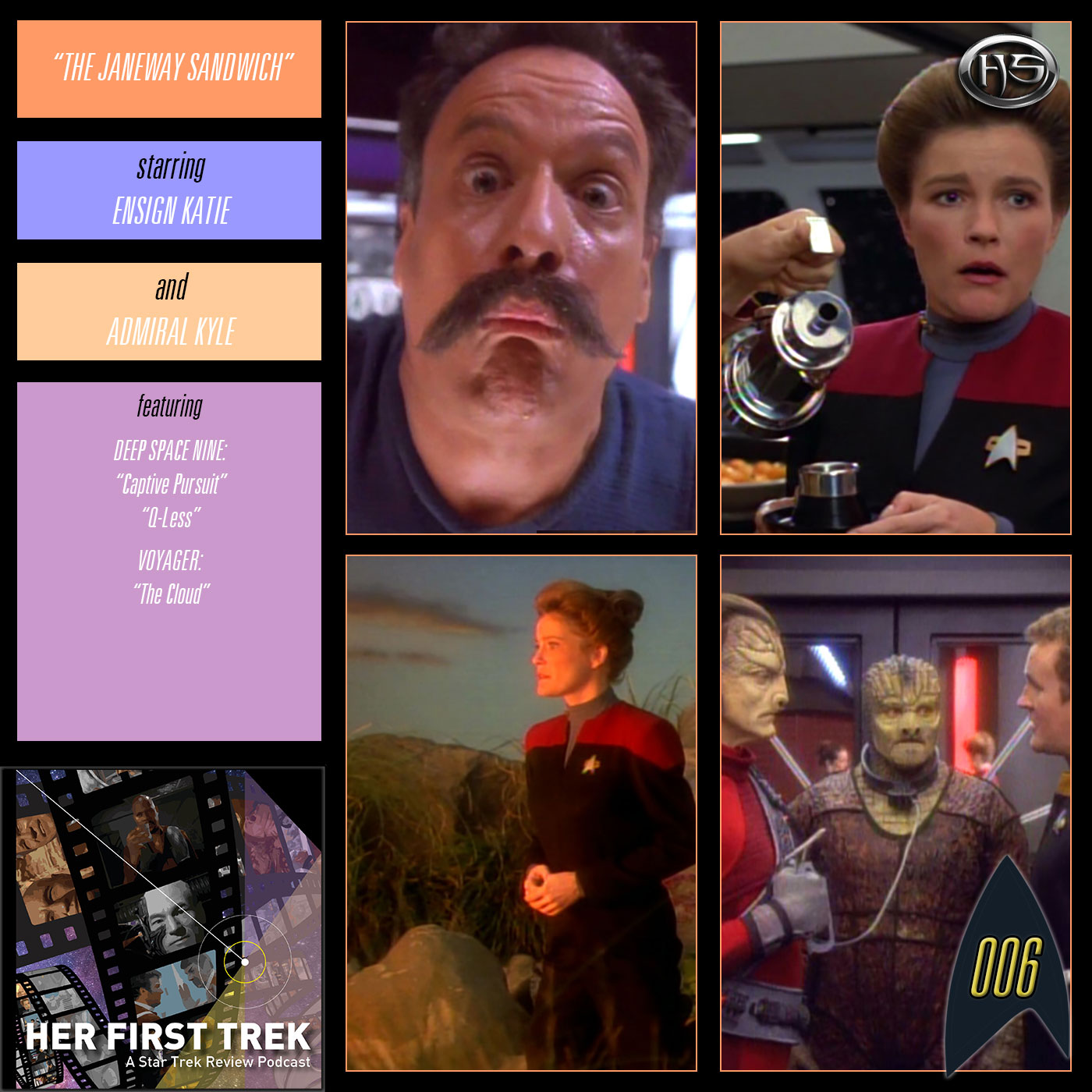 Her First Trek Episode 6