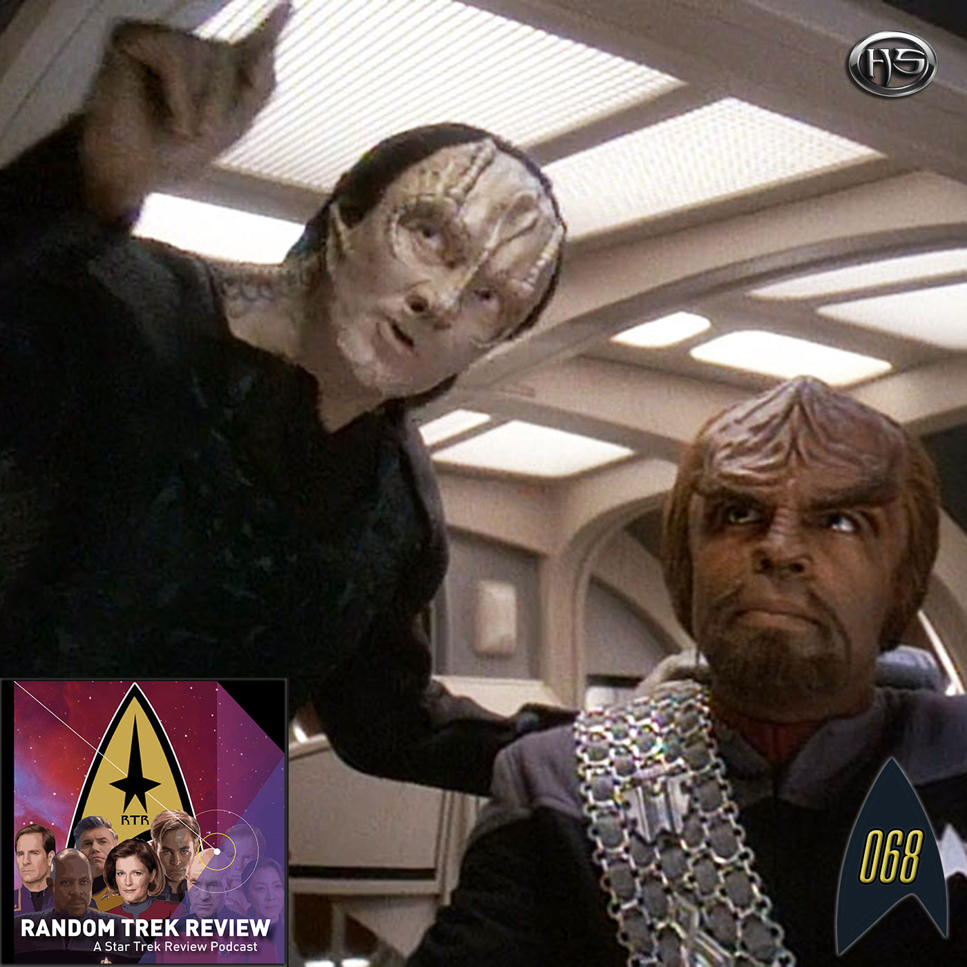 Random Trek Review Episode 68