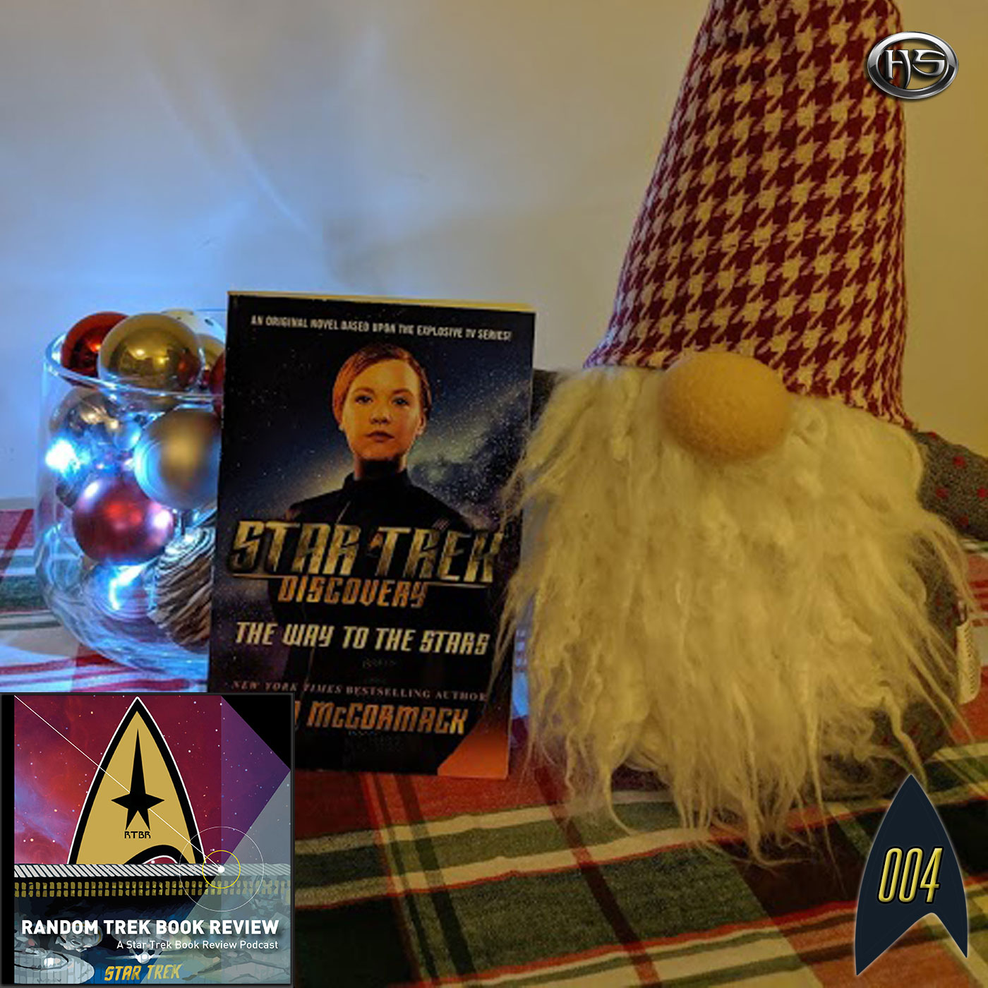 Random Trek Book Review Episode 4