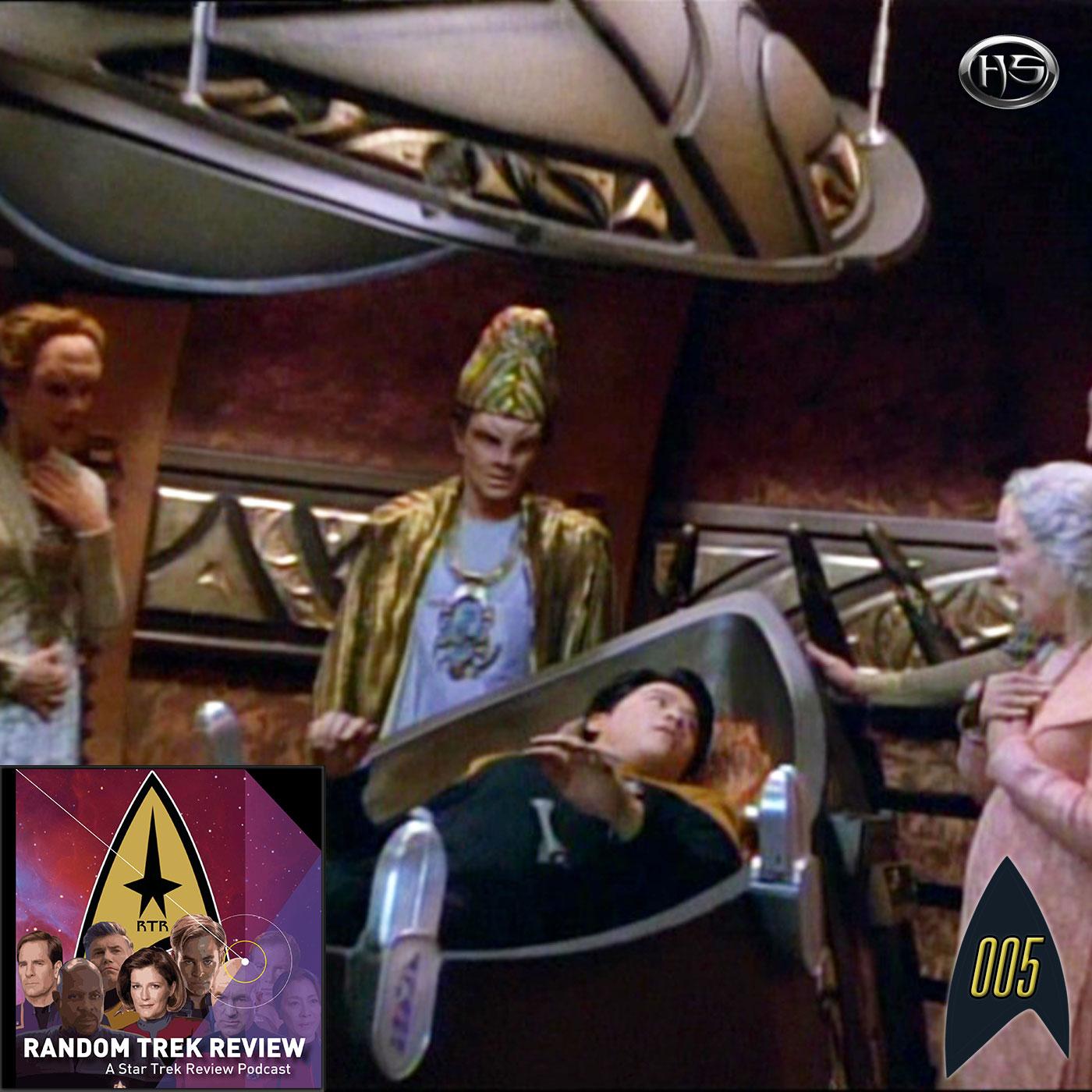 Random Trek Review Episode 5