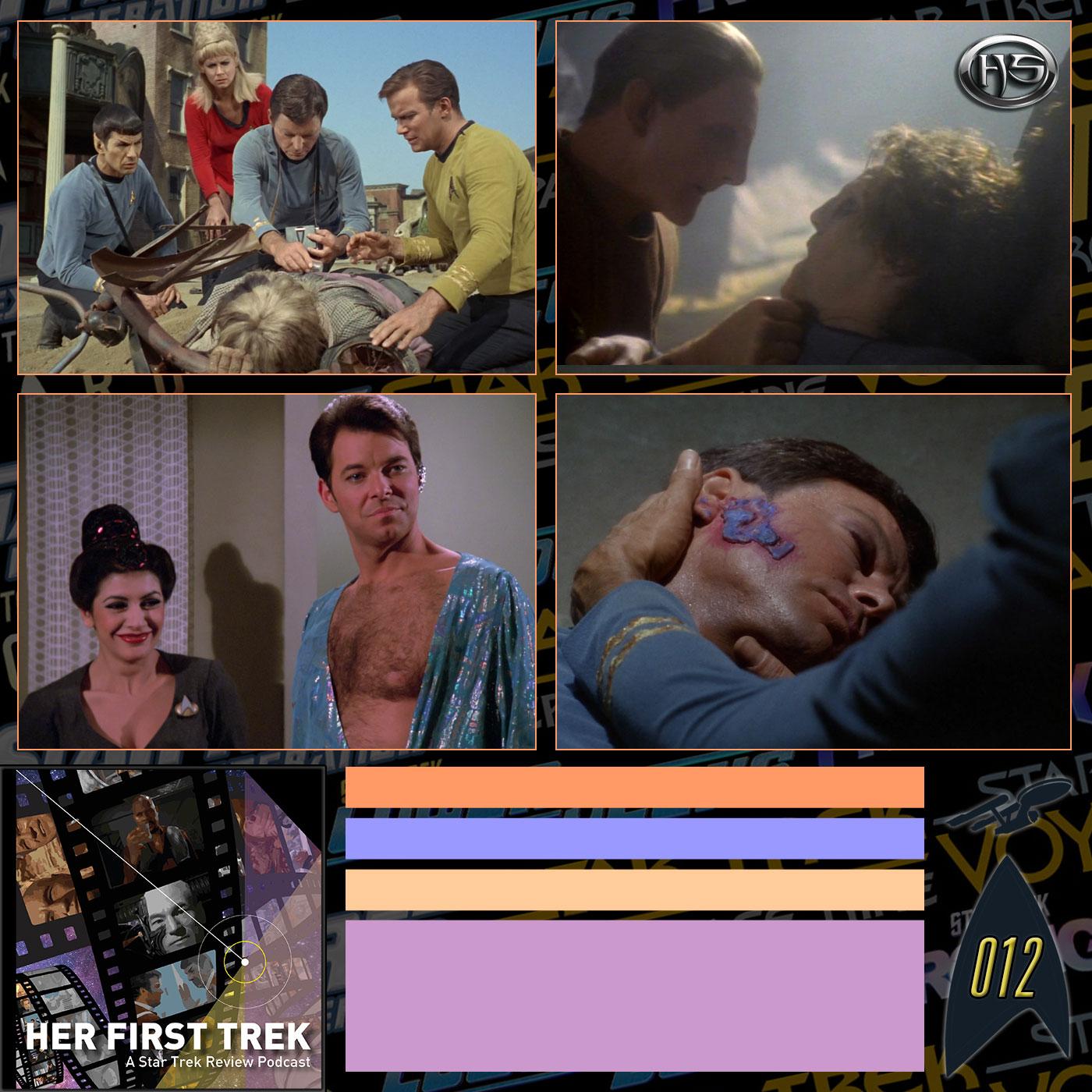 Her First Trek Episode 12