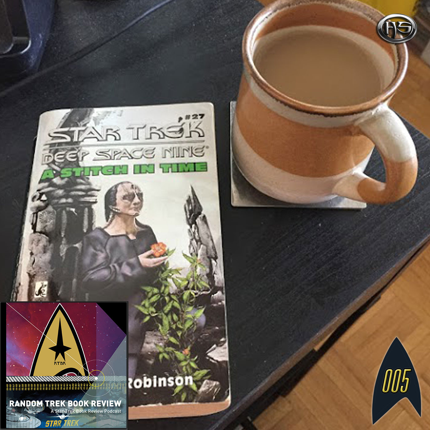 Random Trek Book Review Episode 5