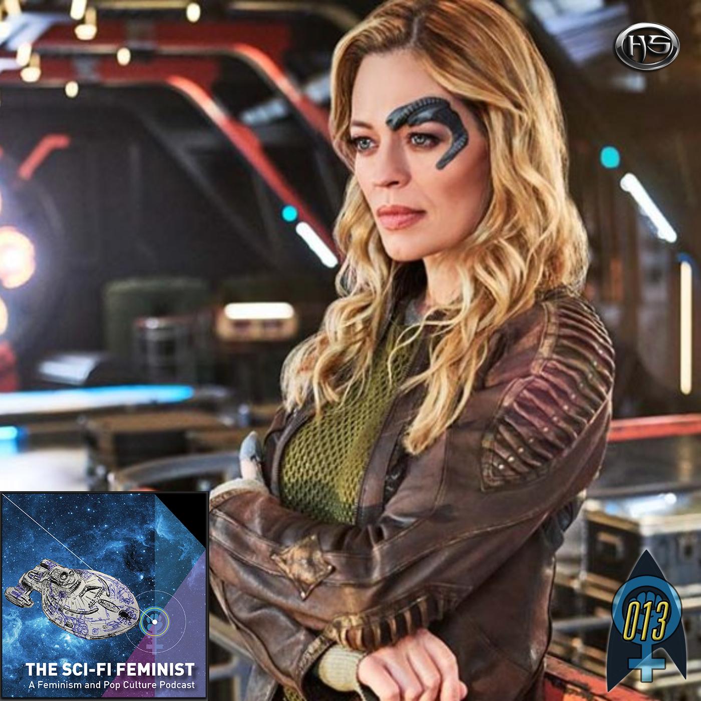 The Sci-Fi Feminist Episode 13