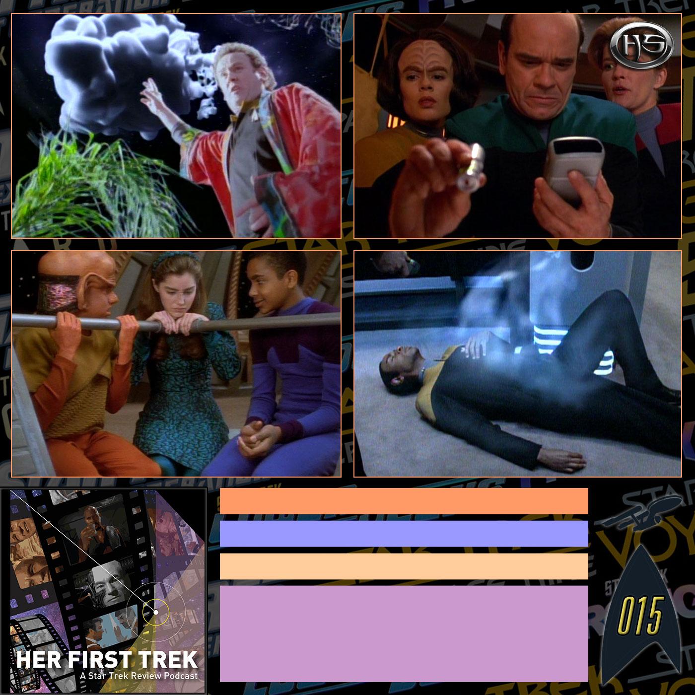 Her First Trek Episode 15