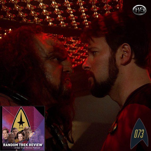 Random Trek Review Episode 73