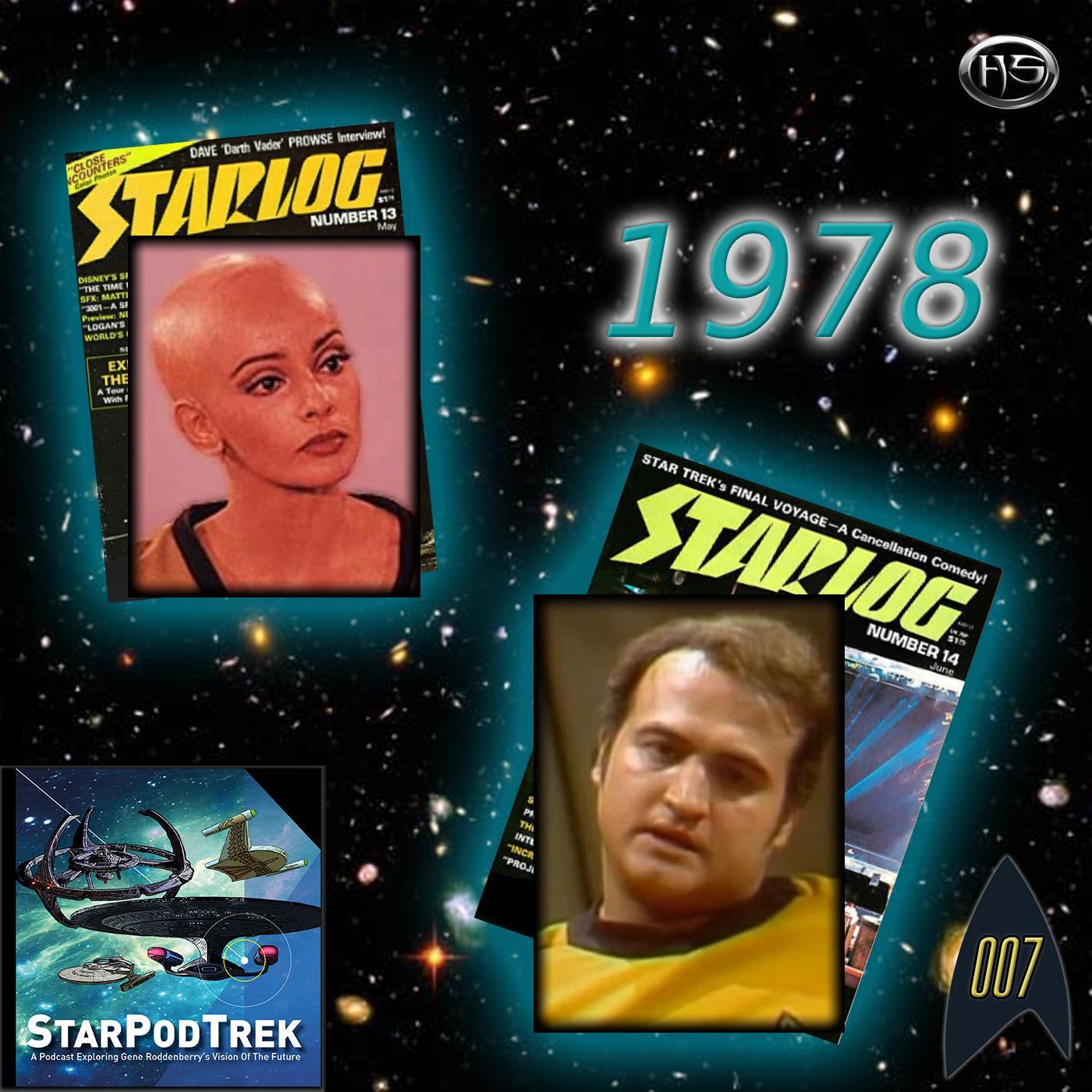 StarPodTrek Episode 7