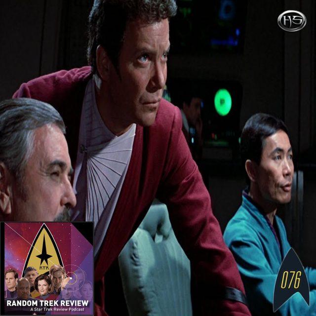 Random Trek Review Episode 76