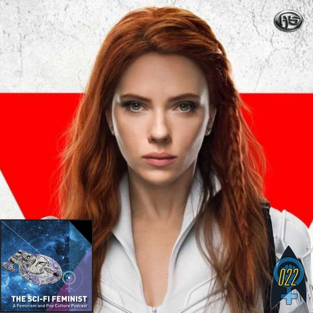 The Sci-Fi Feminist Episode 22