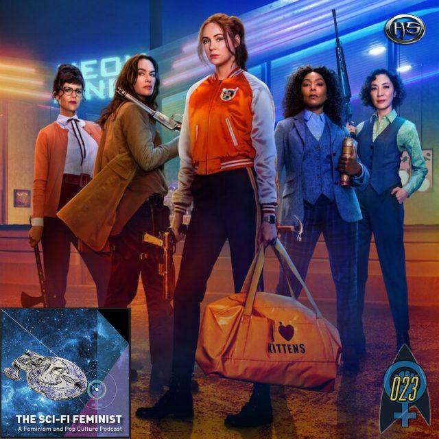 The Sci-Fi Feminist Episode 23